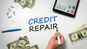 How does credit repair work